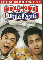 Harold & Kumar Go To White castle (Extreme Unrated) DVD