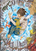 From The Manga and Anime Death Note: L, Change the World by M.