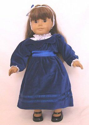 Girl Victorian Dress (Doll Clothes 18