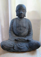 GARDEN BUDDHA STATUES FROM VOLCANIC ASH