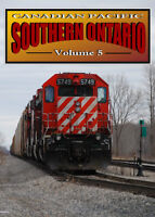 Canadian Pacific Southern Ontario Vol 5