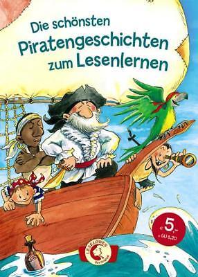 ginal - Die schönsten Piratengeschichten zum Lesenlernen (Piraten Geschichte)