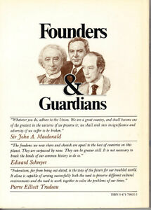 Founders & Guardians (Second Edition) - Irma Coucill West Island Greater Montréal image 2