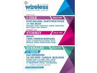 Wireless tickets!!!! 2 day