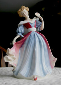 Royal Doulton Figurine Of The Year Amy HN 3316 Kitchener / Waterloo Kitchener Area image 1