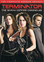 Terminator, The Sarah Connor Chronicles, Season 2 (6 dvds).
