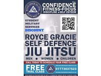 Self Defence Jiu Jitsu
