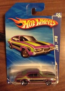 Hotwheels Olds 442