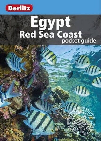 Berlitz Egypt Red Sea Coast Pocket Guide *FREE SHIPPING - NEW*
