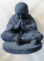 BUDDHA STATUES FROM VOLCANIC ASH