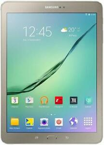 Galaxy Tab S2 9.7'' 32GB Tablette SM-T813NZDEXAC (Titane) Samsung