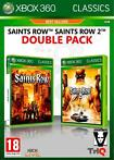 Saints Row + Saints Row 2 (Xbox 360) Morgen in huis!