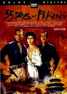 55 Days at Peking (1963) New Sealed DVD Charlton Heston