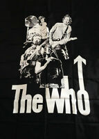THE WHO - flag / banner - Brand New