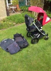 Bugaboo chameleon special 007 edition