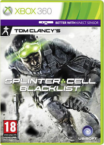 Splinter Cell Blacklist Xbox 360 London Ontario image 1