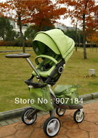 FOR SALE:  Stokke Xplory with Cot and multiple accessories