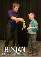 Children's Birthday Party Entertainment and Kids Magician