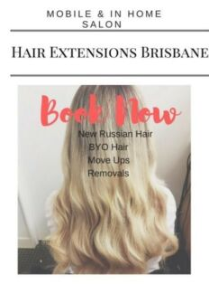 Hair Extensions Brisbane