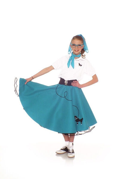How To Sew A Poodle Skirt