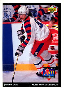 92-93 McDonald's hockey card set (27 cards, no holograms or CL) City of Halifax Halifax image 3