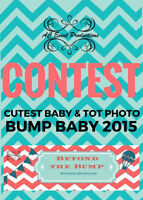 Bump Baby 2015 - Cutest Baby & Tot Contest