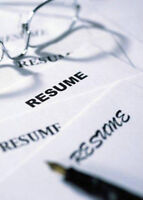RESUME WRITING & UPGRADING
