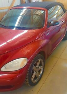 2006 Pt Cruiser turbo Convertible