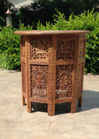 """Unique """"Moroccan Style"""" Occasional Table"""