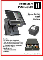 Restaurant POS Systems -  Full packages starting from $1150