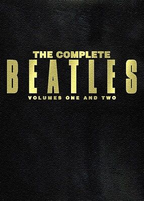 The Complete Beatles Gift Pack Sheet Music Piano Vocal Guitar Songbook 000308170