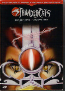 Thundercats Season 1 Volume 1 (6 DVDs) West Island Greater Montréal image 1