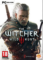 WITCHER 3 - WILD HUNT for PC Computer - Trade