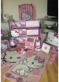 Hello kitty room accessories