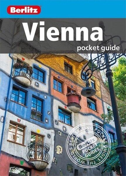 Berlitz Vienna Pocket Guide (Austria) *FREE SHIPPING - NEW*