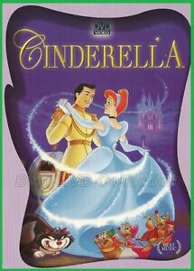 Cinderella (1950) - NEW DVD - Disney