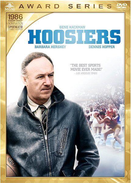 Hoosiers (DVD, 2000) Gene Hackman NEW