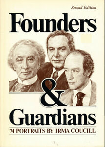 Founders & Guardians (Second Edition) - Irma Coucill West Island Greater Montréal image 1
