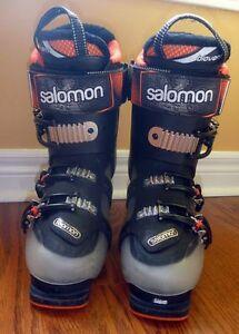 Salomon Quest 90 men's (boys) ski boots. Size 27 - 27.5
