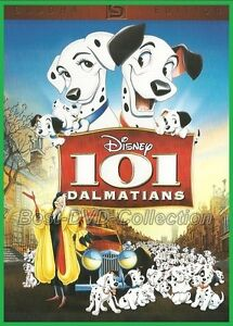 101 Dalmatians (1961) - Disney - NEW DVD
