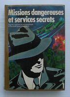 « SERVICES  SECRETS  -  ÉVASIONS »