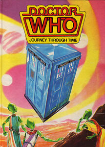 DOCTOR WHO: Journey Through Time (Hardcover Book)