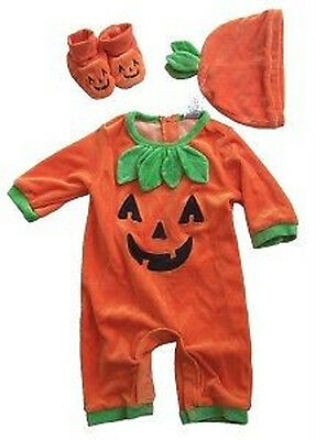 new CHILDREN'S PLACE 3 - 6 month PUMPKIN HALLOWEEN COSTUME - 3 6 Month Halloween Costumes