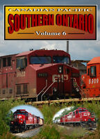 Canadian Pacific Southern Ontario Vol 6