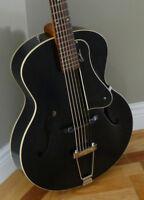 Padded Nylon Gig Bag for Thin-Body Acoustic Guitar