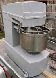 80l spiral dough mixer 3phase