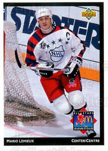 92-93 McDonald's hockey card set (27 cards, no holograms or CL) City of Halifax Halifax image 2
