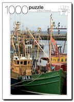 Girvan Harbour 1000 Piece Jigsaw Puzzle COMME NEUF TAXE INCLUSE