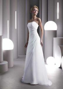 Wedding dress $320