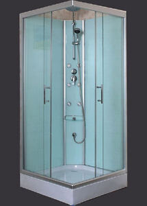 Shower Cubicle  Glass Wall 900x900x2000mm New Thomastown Whittlesea Area Preview